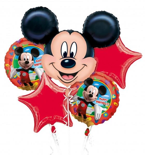 "Anagram Ballon Party Set ""Micky Maus Geburtstag"""