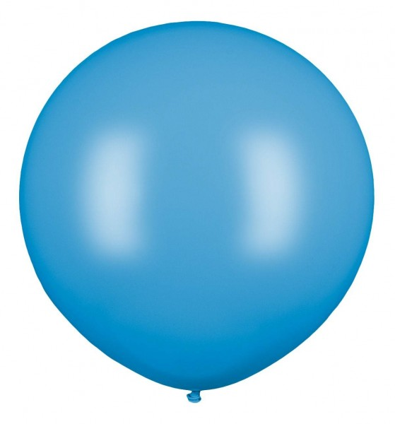 "Czermak Riesenballon 80cm/32"" Hellblau"