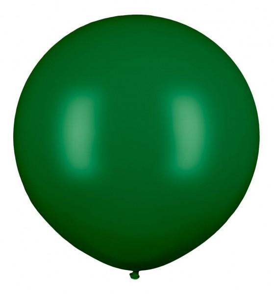 "Czermak Riesenballon 80cm/32"" Dunkelgrün"