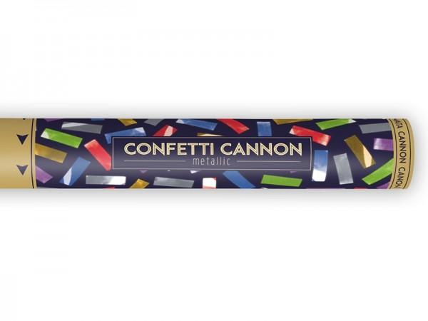 Konfetti Kanone Metallic-Mix 40cm