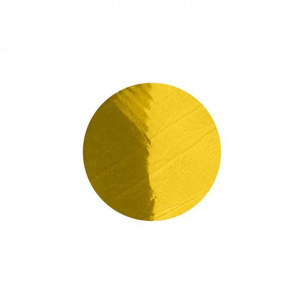 Goodtimes Folienkonfetti 1cm Rund 15g Gold
