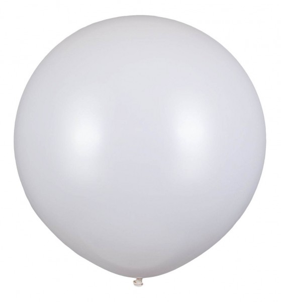 "Czermak Riesenballon 80cm/32"" Weiß"