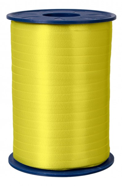 Polyband Rolle, Gelb, 500m