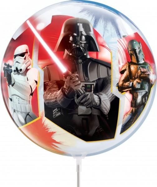 """Qualatex Air Bubbles Star Wars, Light VS Dark Sides 30cm/12"""" luftgefüllt inkl. Stab"""