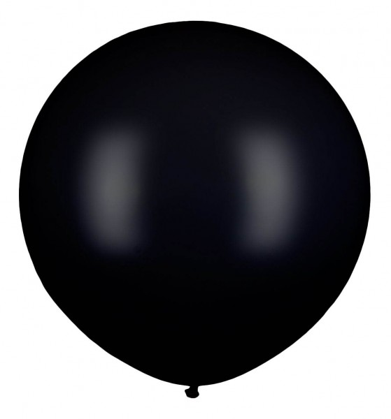 "Czermak Riesenballon 160cm/63"" Schwarz"