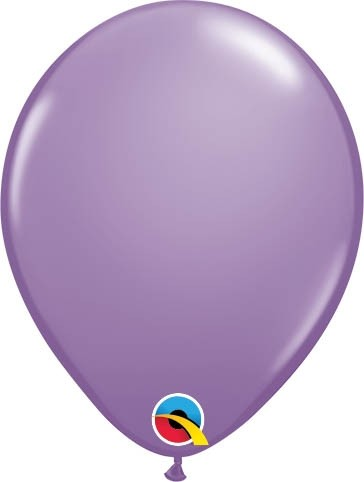 "Qualatex Latexballon Fashion Spring Lilac 13cm/5"" 100 Stück"
