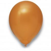 "Globos Luftballons Metallic Kupfer Naturlatex 30cm/12"" 100er Packung"