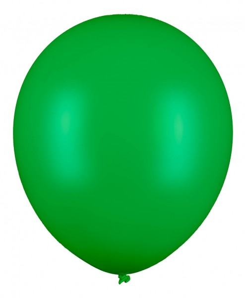 Riesenluftballon, Grün, 60cm Ø