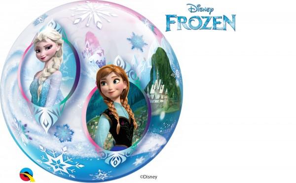 """Qualatex Bubbles Frozen 56cm/22"""""""