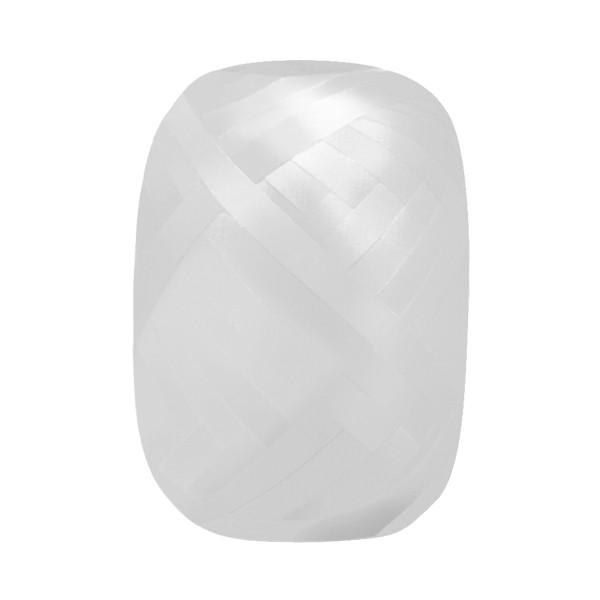Polyband Eiknäuel Weiß 20m