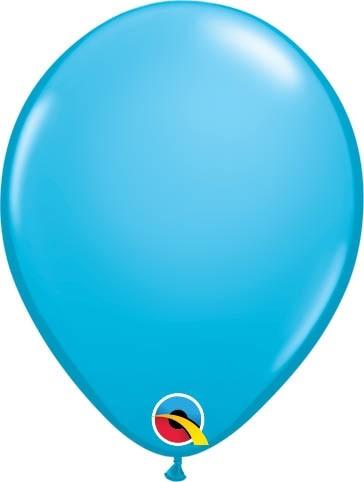 "Qualatex Latexballon Fashion Robin's Egg Blue 13cm/5"" 100 Stück"