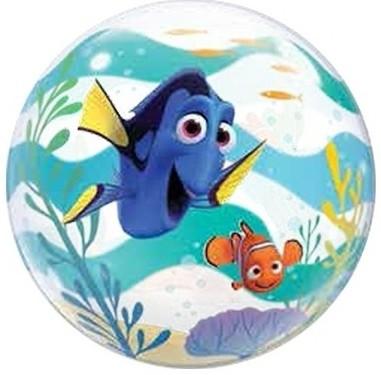 """Qualatex Bubbles Disney Pixar Finding Dory 55cm/22"""""""