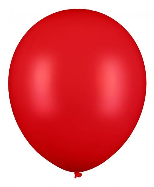 Riesenluftballon, Rot, 60cm Ø
