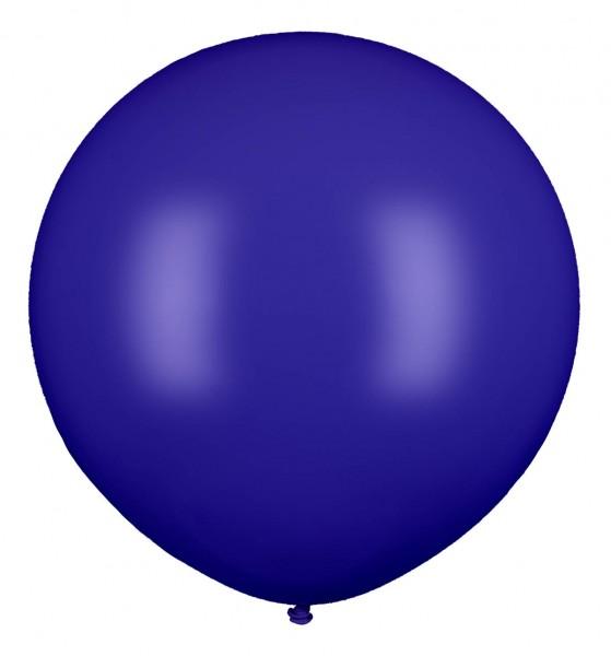 Riesenballon, Dunkelblau, 80cm Ø