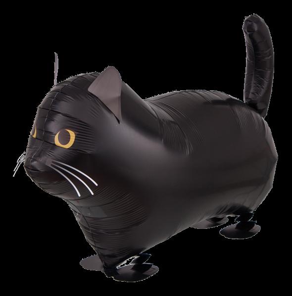 """SAG Airwalker schwarze Katze 55cm/22"""""""