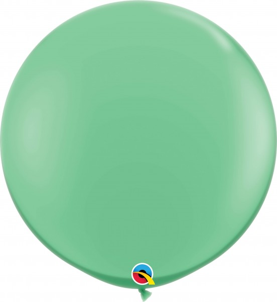 Qualatex Latexballon Fashion Wintergreen 90cm/3' 2 Stück