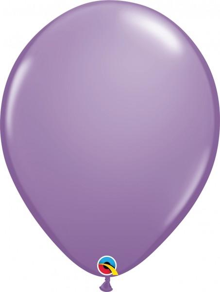 "Qualatex Latexballon Fashion Spring Lilac 40cm/16"" 50 Stück"