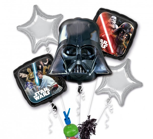 """Folienballon Helium Set """"Star Wars"""""""