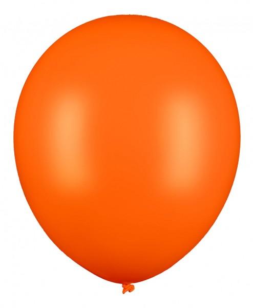 Riesen Luftballon, Orange, 60cm Ø