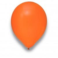 "Globos Luftballons Orange Naturlatex 30cm/12"" 100er Packung"