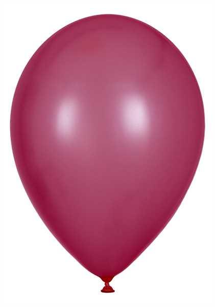 Latex Luftballons, Magenta, 30cm Ø, 100 Stück