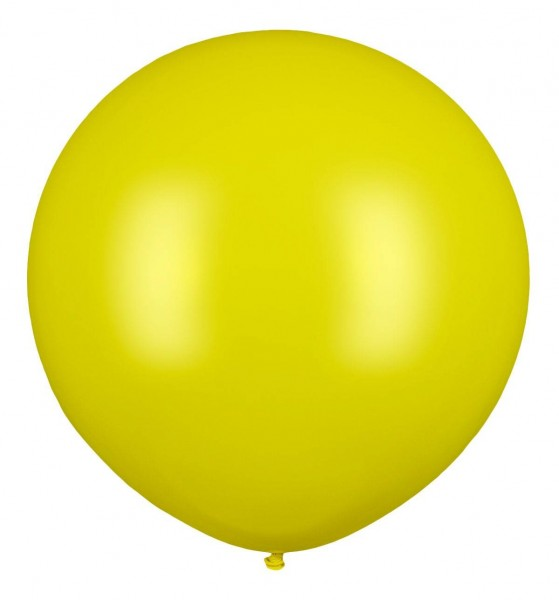 "Czermak Riesenballon 210cm/83"" Gelb"
