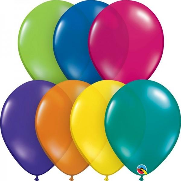 "Qualatex Latexballon Fantasy Assortment 28cm/11"" 100 Stück"