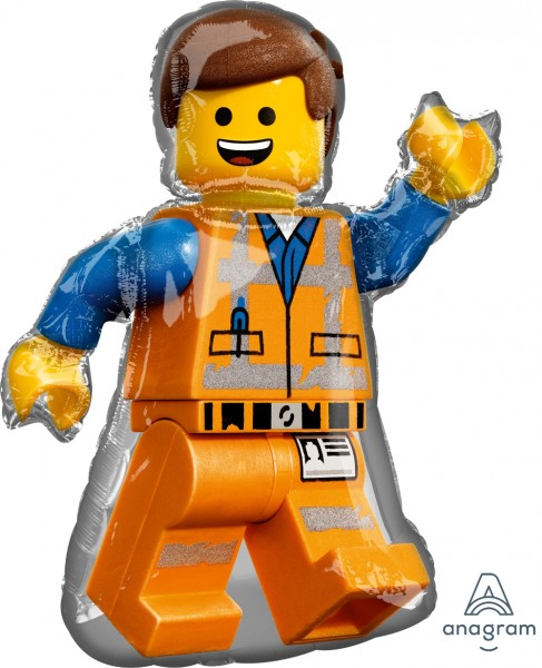Anagram Folienballon Lego Movie 2 80cm/32""
