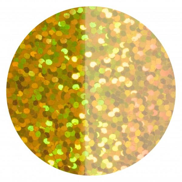 Goodtimes Folienkonfetti 2cm Rund 15g Holo Gold