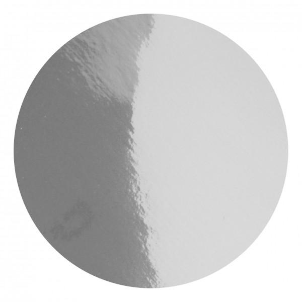 Goodtimes Folienkonfetti 2cm Rund 100g Silber