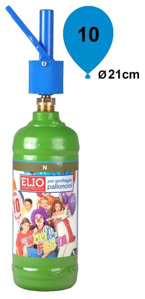 Ballongas Einwegflasche 0,075m³