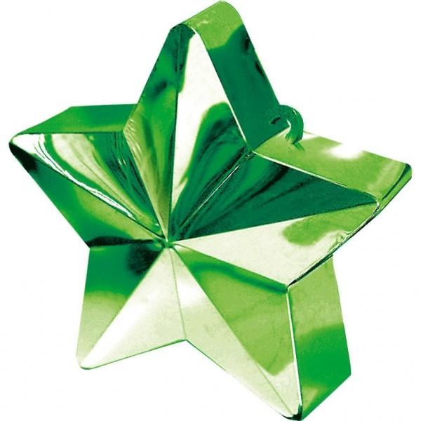 Ballongewicht Stern Grün 150g/5,3oz
