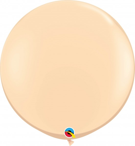 Qualatex Latexballon Fashion Blush 90cm/3' 2 Stück