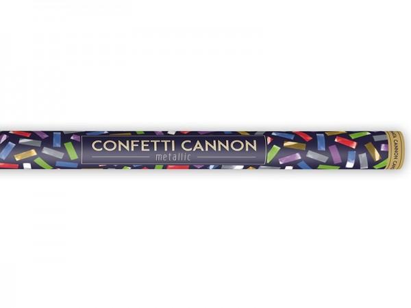 Konfetti Kanone Metallic-Mix 80cm