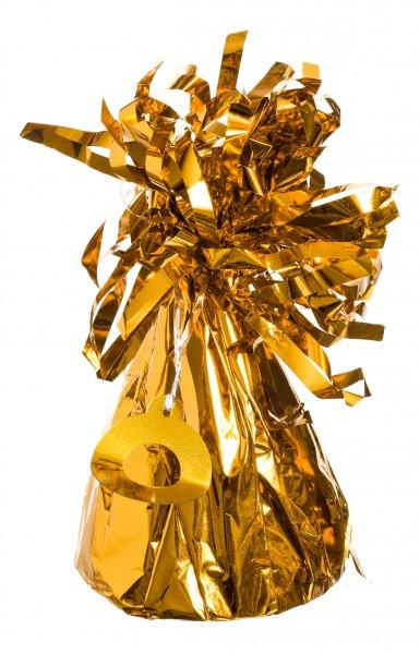 Ballongewicht Folie, Gold