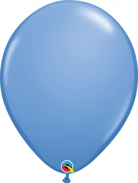 "Qualatex Latexballon Fashion Periwinkle 40cm/16"" 50 Stück"