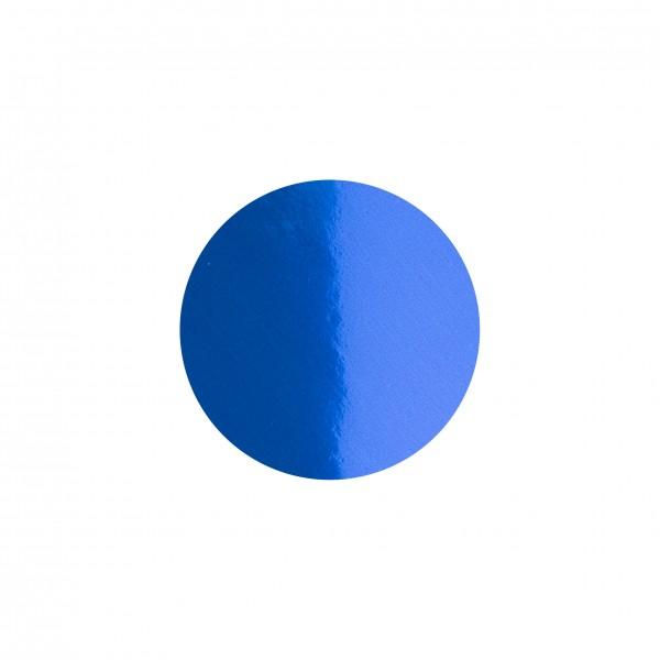 Goodtimes Folienkonfetti 1cm Rund 1kg Blau
