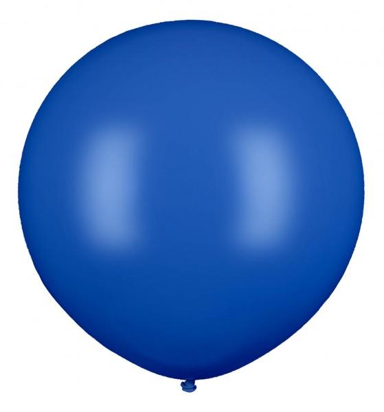 Riesenballon, Blau, 80cm Ø