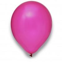 "Globos Luftballons Metallic Pink Naturlatex 30cm/12"" 100er Packung"