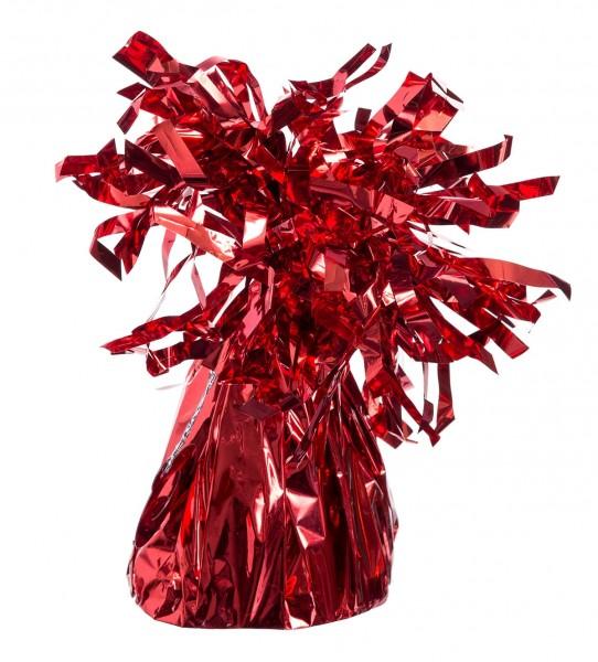 Ballongewicht Folie, Rot