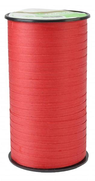 Pattberg Cottonfield Band 100m Länge x 5mm Breite Rot