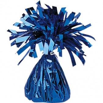 Ballongewicht Folie Blau 170g/6oz