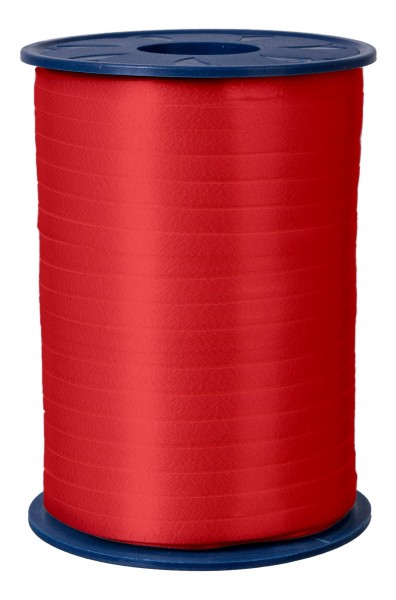 Polyband Rolle, Rot, 500m