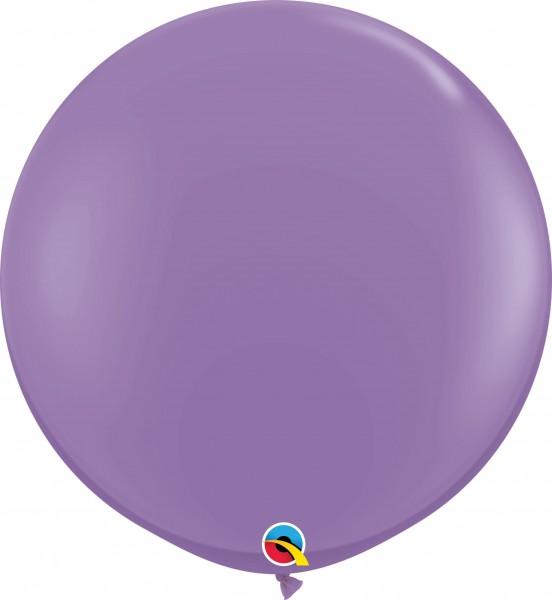 Qualatex Latexballon Fashion Spring Lilac 90cm/3' 2 Stück