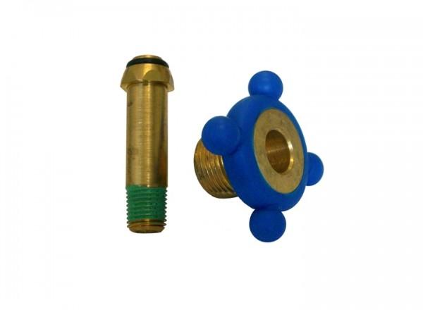 Conwin Ersatz Mutter und Schraube (Euro Nut / Nipple Set)