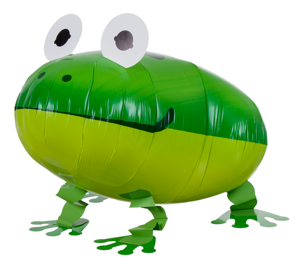 """SAG Airwalker Frosch 55cm/22"""""""