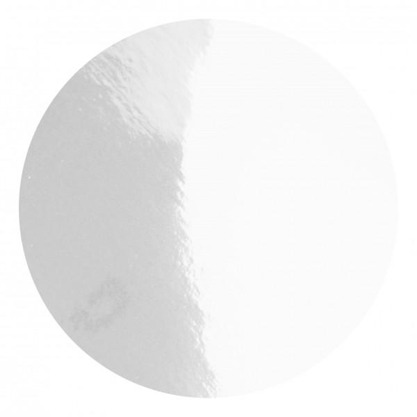 Goodtimes Folienkonfetti 2cm Rund 100g Weiß