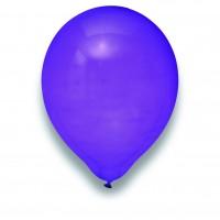 "Globos Luftballons Lila Naturlatex 30cm/12"" 100er Packung"