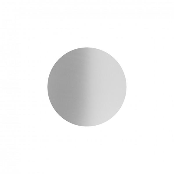 Goodtimes Folienkonfetti 1cm Rund 100g Satin Silber