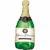 """Anagram Riesenluftballon """"Champagnerflasche"""""""
